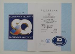 Certifikat 2008-2010