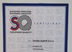 Certifikat 2014-2016
